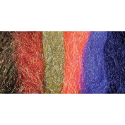Angelina Crimped Cut Fibres .30ml 6/Pkg-Sunset Blend