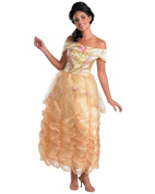 Disguise DI50501-L Adult Deluxe Disney Belle Costume Size Large