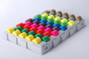B-Token TOACTRM2 Plastic Coin-Counting Trays