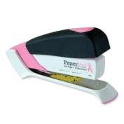 Accentra- Inc. ACI1188 Desktop Stapler- 20 Sheet Capacity- Pink-White
