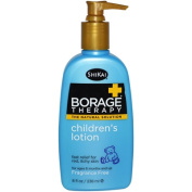 Shikai Products 0947663 Borage Therapy Childrens Lotion Fragrance-Free - 240ml