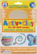 Activa 353497 Activ-Clay Air Dry 0.5kg-White