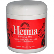 Rainbow Research 0700021 Henna Hair Colour and Conditioner Persian Red - 120ml