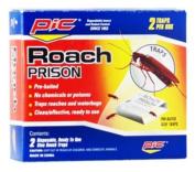 PIC Corporation RP Roach Prison - 2 Traps
