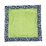 One Grace Place 10-14b025 Jazzie Jungle Boy Binky Blanket