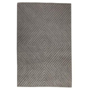 M A Trading CATUNSGRY050070 Catena 2045 5 ft. x 7 ft. Hand Tufted Rug - Grey