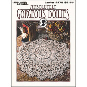 Leisure Arts 307354 Leisure Arts-Absolutely Gorgeous Doilies