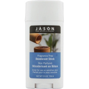 Jason Natural Products 0798793 Deodorant Stick Natural Fragrance Free - 70ml