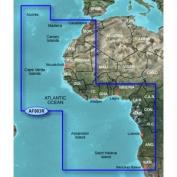 Garmin 010-C0749-20 Bluechart G2 - HXAF003R - Western Africa - Micro SD & SD