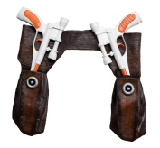 Star Wars The Clone Wars child's Cad Bane Toy Guns And Holster