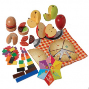 US Toy CPX-164 Fundamental Fraction Kit