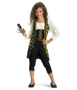 Costumes For All Occasions DG29831G Angelica Classic Child 10-12