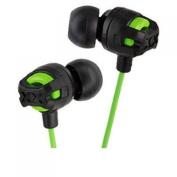 JVC America HAFX101G Inner-ear Headphones Green