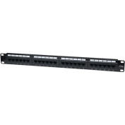 513555 24-Port Cat5e Network Patch Panel