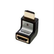 SPIDER INTERNATIONAL S-HDMIAD-U01 S SERIES HDMI 90 DEGREE ADAPTER UP