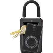 GE AccessPoint 000524 black KeySafe -Portable Spin dial