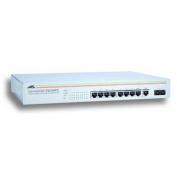 ALLIED TELESIS INC. AT-FS709FC-10 UNMANAGED SWITCHES