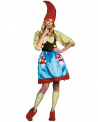 Disguise Costumes Ms. Gnome Adult Costume, Medium, 1 ea