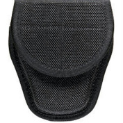 Bianchi 7300 AccuMold Covered Cuff Case - Black, Hidden