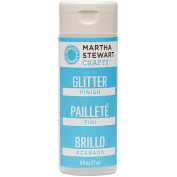 Plaid-Craft MS32311 Martha Stewart Glitter Finish -6 Ounces