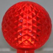 Queens of Christmas G50-RETRO-RE Red Retrofit G50 E17 Base LED Bulbs