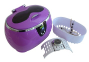 iSonic D3800A-P Ultrasonic Cleaner - Purple