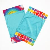 One Grace Place 10-34026 Terrific Tie Dye Burp Cloth