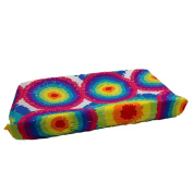 One Grace Place Terrific Tie Dye Changing Pad Cover