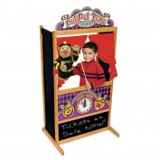Melissa & Doug 2530 Deluxe Puppet Theatre