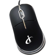 I Concepts 81250Ns Wheel Scroll Optical Mouse