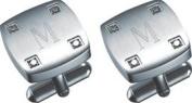 Visol VCUFF719 Angelo Stainless Steel Cufflinks