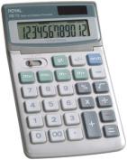 ROYAL 29307U 12-Digit Desktop Calculator