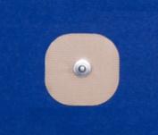 Pepin BST11 Advantrode Skin Friendly Blue Gel Electrode - 4.4cm Square Snap - 20 Packs Of 4