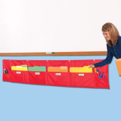 Educational Insights Horizontal Space Place Pocket Chart