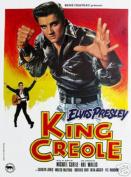 Hot Stuff Enterprise 4506-12x18-LM King Creole Elvis Presley Poster