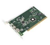 StarTech 3 Port PCI 1394B FireWire Adapter Card with Digital Video Editing Kit