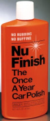 Reed-union 470ml Nu Finish The Once A Year Car Polish NF-76