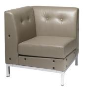 Office Star WST51C-U22 Wall Street Corner Chair