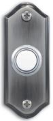 Heathco Pewter Lighted Doorbell 923-B