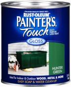Rustoleum 0.9l Hunter Green Painters Touch Multi-Purpose Paint 1938-502