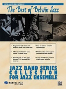 Alfred 00-34319 Best of Belwin Jazz- Jazz Band Collection for Jazz Ensemble - Music Book