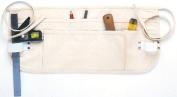 Custom Leathercraft 10 Pocket Canvas Waist Apron C14
