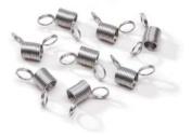 Darice 380781 Mini Bead Stopper 8-Pkg-Metal