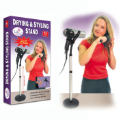 Hands Free Hair Drying& Styling Stand