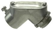 Halex - adalet .190.5cm . Zinc Pull Elbow 14307