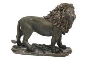 Unicorn Studios WU74800A4 Lion Bronze Sculpture