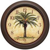 Cabana Decorative Wall Clock