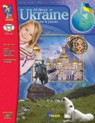 On The Mark Press OTM124 All About Ukraine Gr. 3-5