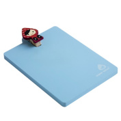 Blancho Bedding RMC001-BLUE Lovely Doll-2 - Refrigerator Magnet clip - Magnetic Clipboard