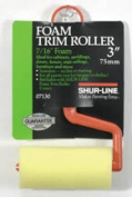 Shur Line 07130 Shur Line Foam Trim Roller-7.6cm FOAM TRIM ROLLER